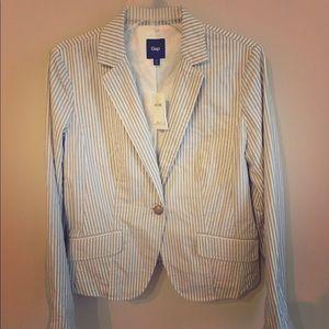 Classic Gap blazer, NWT, Size 12.